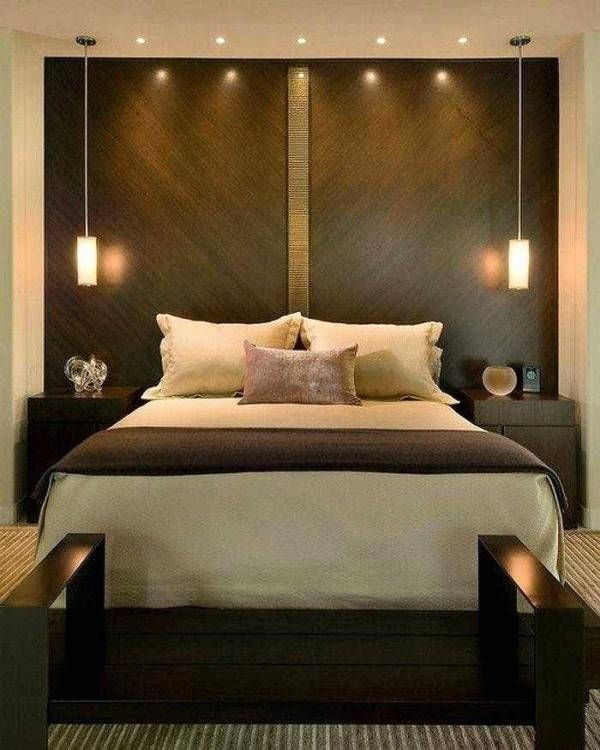 30 Small Yet Amazingly Cozy Master Bedroom Retreats: Luxusschlafzimmer, Schlafzimmer Und
