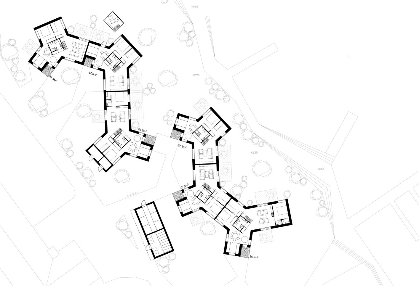 Gallery of Contemporary Housing to Reinforce Finland s UNESCO World Heritage Fortress 5