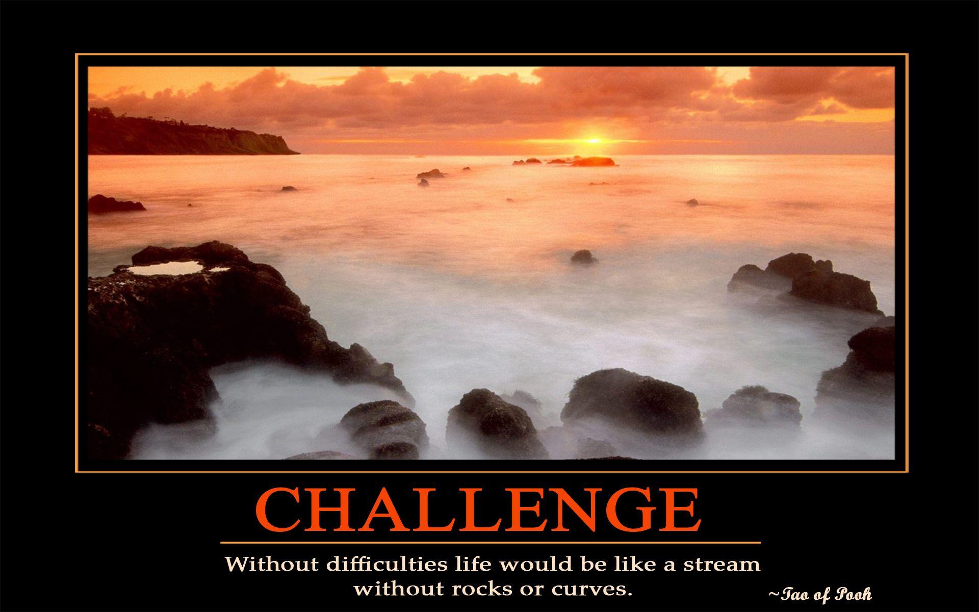 leadership movitation   Motivational Wallpaper – Challenge ...