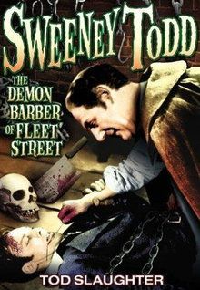 """FRIGHT FEST! FREE FULL MOVIE! """"Sweeney Todd the Demon Barber of Fleet Street""""   Hollywoodland Amusement And Trailer Park"""