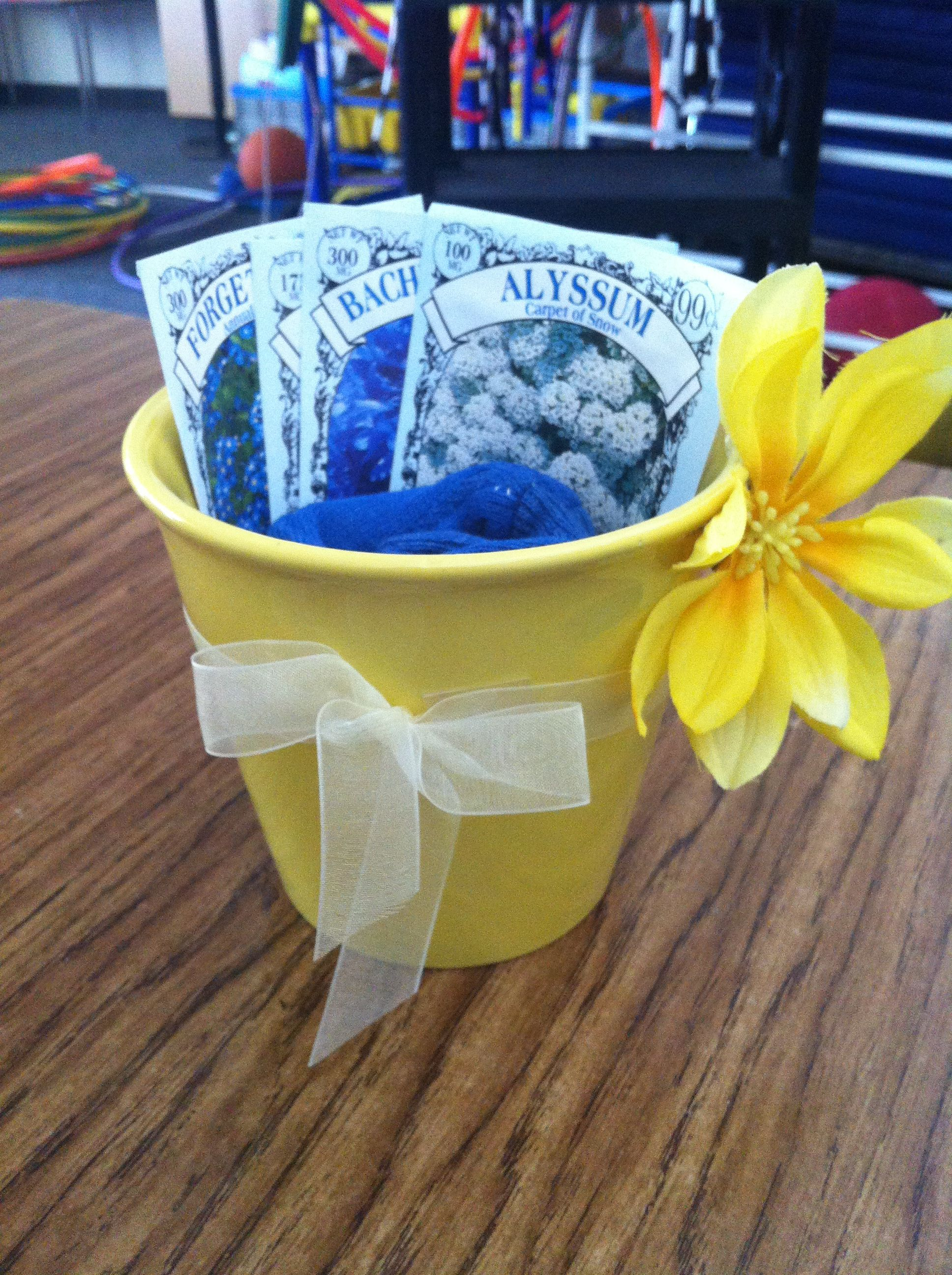 Baby Shower Favors Dollar Store ~ How to turn dollar tree items into baby shower ideas