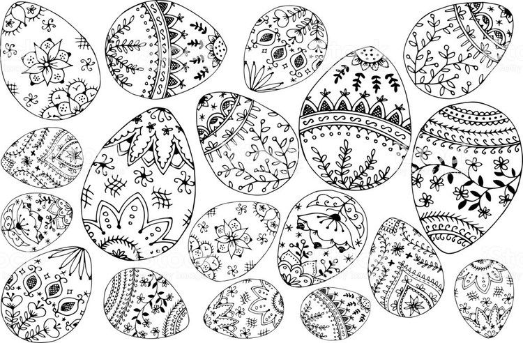 Printable Easter Egg Coloring Pages Free Coloring Sheets Coloring Easter Eggs Easter Egg Coloring Pages Bunny Coloring Pages