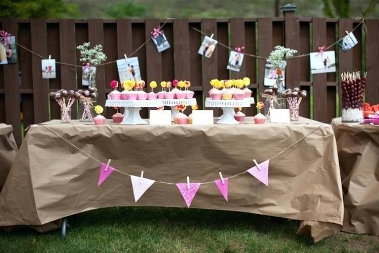Simple Bridal Shower Table Decoration Ideas Bridal Shower Diy Bridal Shower Rustic Bridal Shower Decorations Rustic