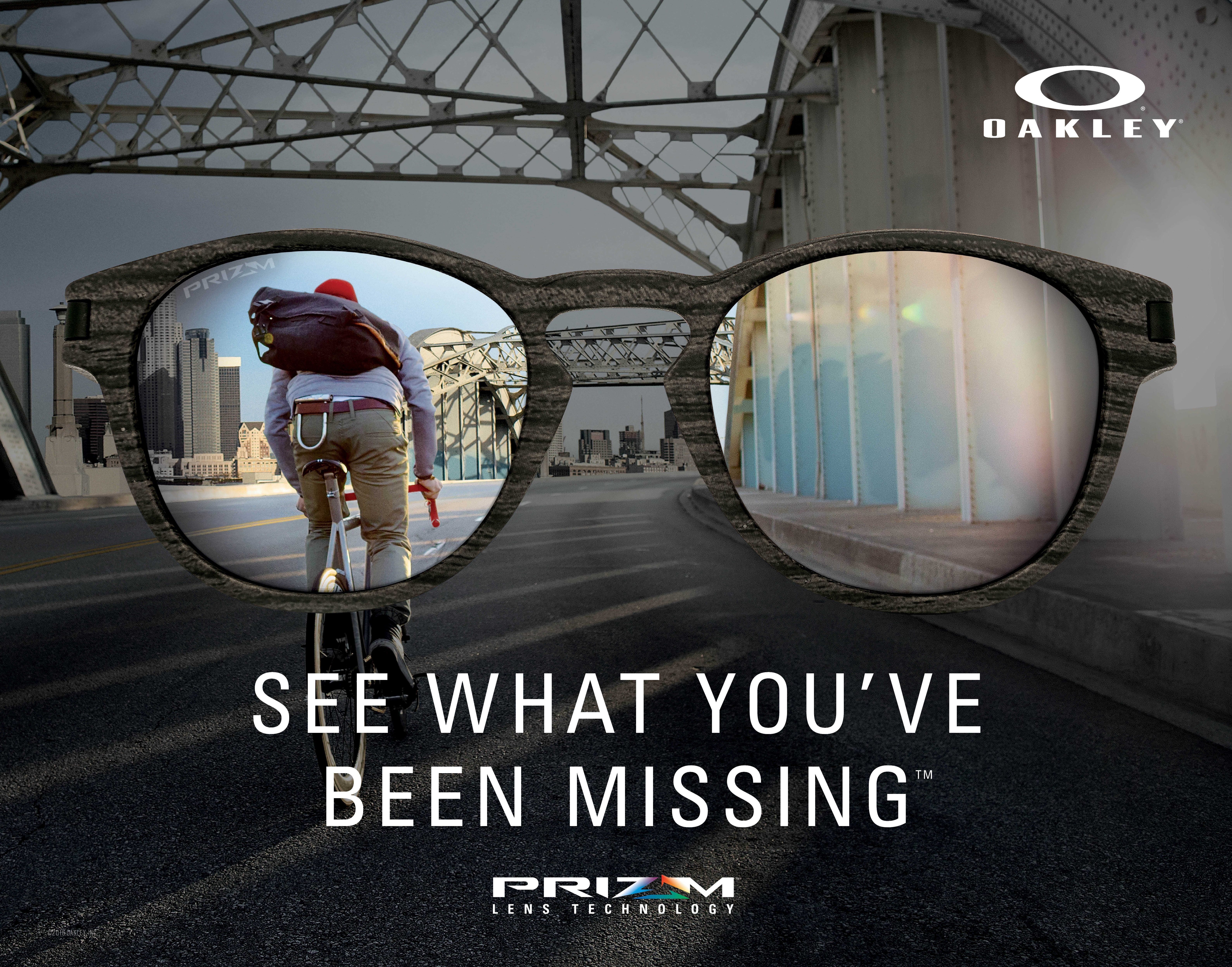 See What You Ve Been Missing With Oakley Prizm Lens Technology Ultra Precise Color Tuning For Any Environment Learn More About Oakley Prizm Oakley Technology