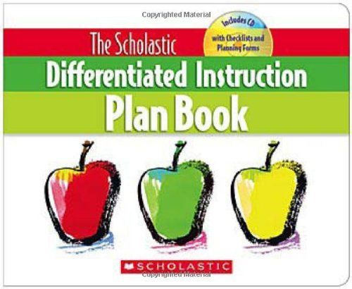 Differentiated Instruction Reading Lesson Plans
