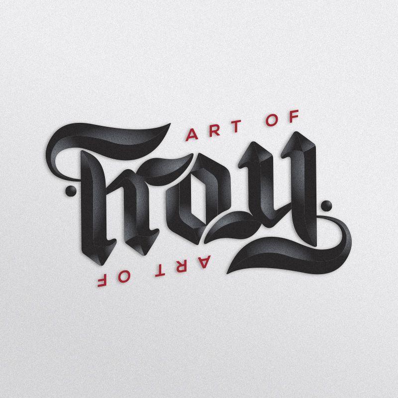 Typography Mania #189