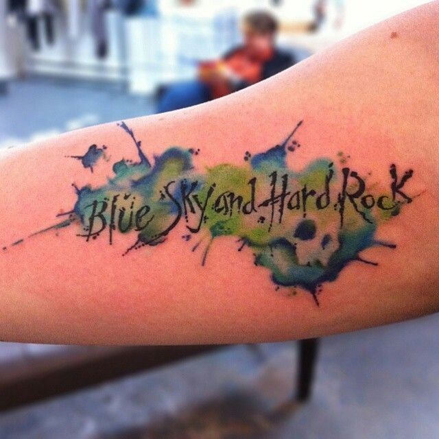 Coolest Inner Arm Tattoos You Must See Best Tattoo Ideas Gallery Green Tattoos Tattoo Lettering Rock Tattoo