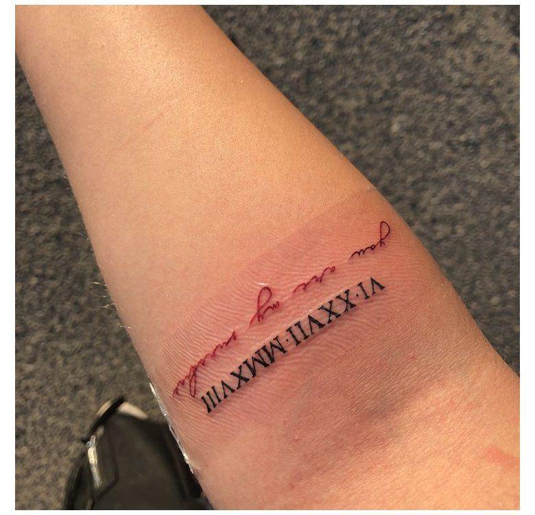 Red Tattoo Ink Tattoo Ideas Smalltattooideas In 2020 Red Tattoos Red Ink Tattoos Pink Tattoo