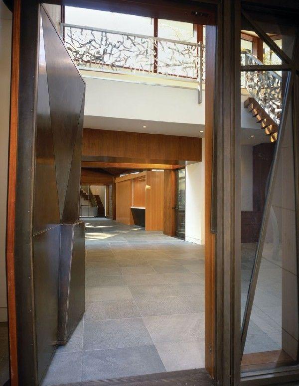 Glenbrook Residence In Bethseda Ist Ein Traum Schlafzimmer Holz Interieur  Sind Einer Der Trends In Der Dekoration Mit Natürlichen Materialien, Aberu2026