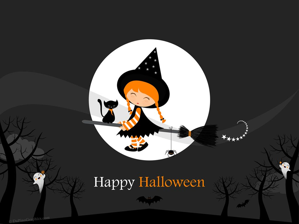 halloween is here and so your preparations are going on in a hurry isnt it act creative with the cute and happy halloween wallpapers hd for free thereby - Cool Halloween Pics