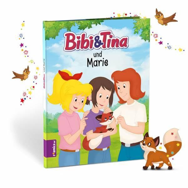 Bibi Und Tina Die Kleinen Fuechse Personalisierte Kinderb Personalisierte Kinderbucher Geschenke Verpacken Geburtstag Kinder Personalisierte Geschenke Kinder