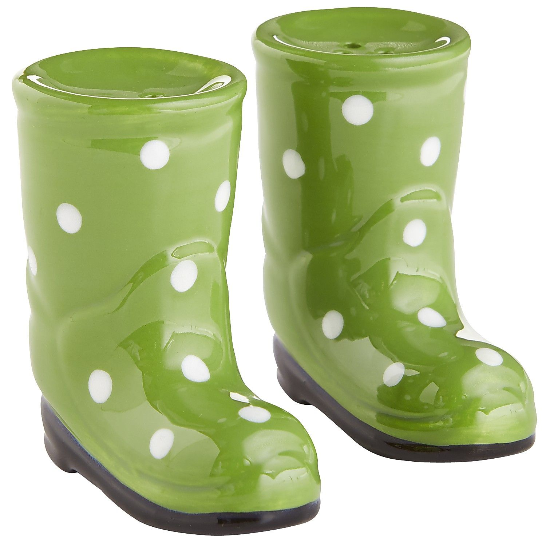 Rain Boot Salt & Pepper Shakers