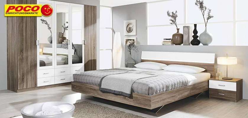 Komplett Poco Möbel Schlafzimmer Schlafzimmer Pinterest - Schlafzimmer komplett poco
