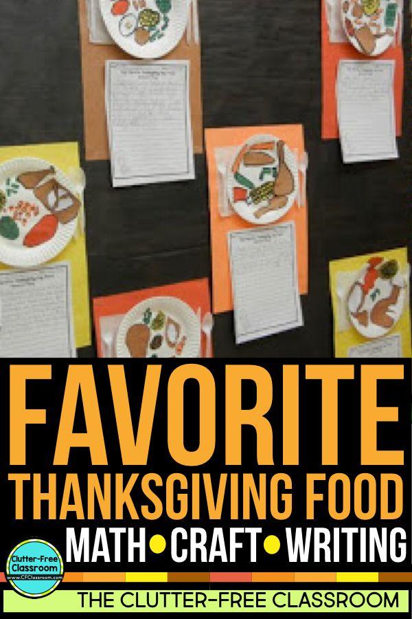 November Activities for Kids #novemberbulletinboards