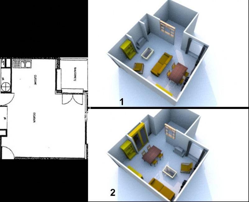 rsultat de recherche dimages pour amnager salon salle manger 20m2 - Amenager Salon Salle A Manger 20m2