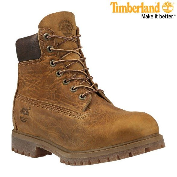 e5d4f86d9de Timberland Timberland® Heritage 6-Inch Waterproof Boots (Burnt Orange  Oiled) - Timberland Men Shoes