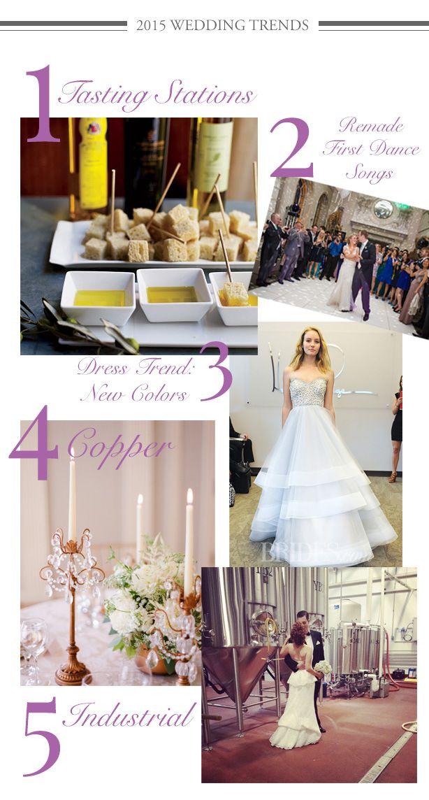 Top 2015 Wedding Trends From Chicago Wedding Planner Shannon Gail Modwedding 2015 Wedding Trends Wedding Trends Mod Wedding
