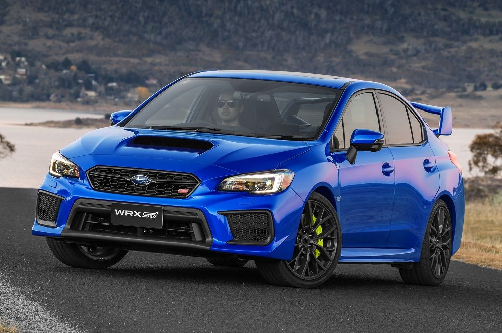 2018 Subaru WRX unveiled Subaru wrx, Wrx, Subaru wrx sti