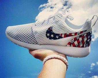 Estados 4 americana julio de bandera Unidos Nike Custom 5R3Aj4qLc