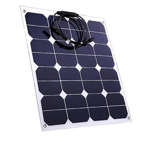 Unisolar 128 Watt Flexible Solar Panel Pv Laminate 24 Volt With Quick Connect Cables 216 Inch X 15 5 Flexible Solar Panels Solar Panel Charger Solar Panels