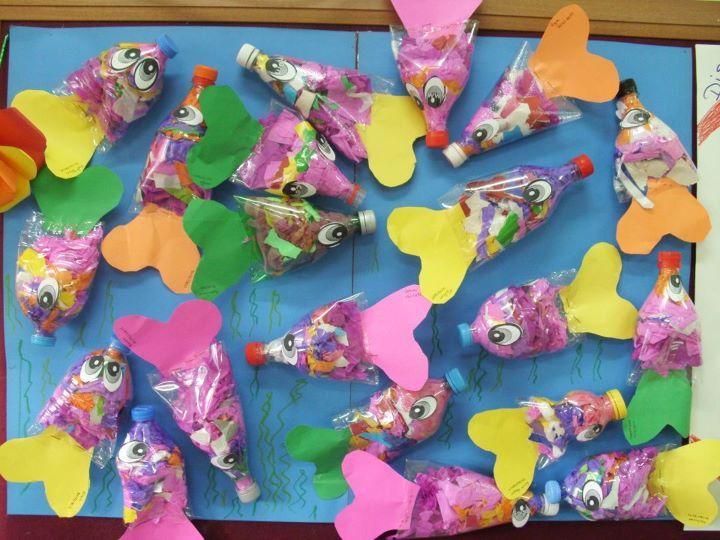 Plastic Bottle Crafts For Kids Crafts And Worksheets For
