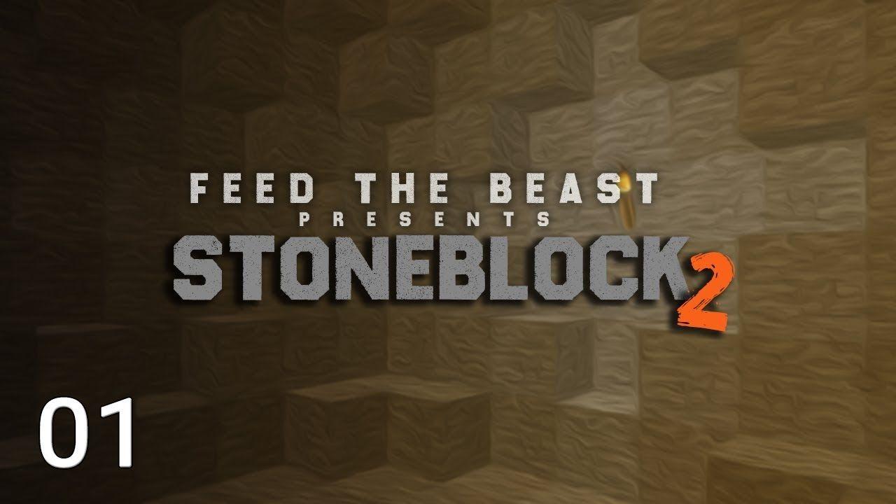 FTB StoneBlock 2 Here we go again!   SystemCollapse   Humble