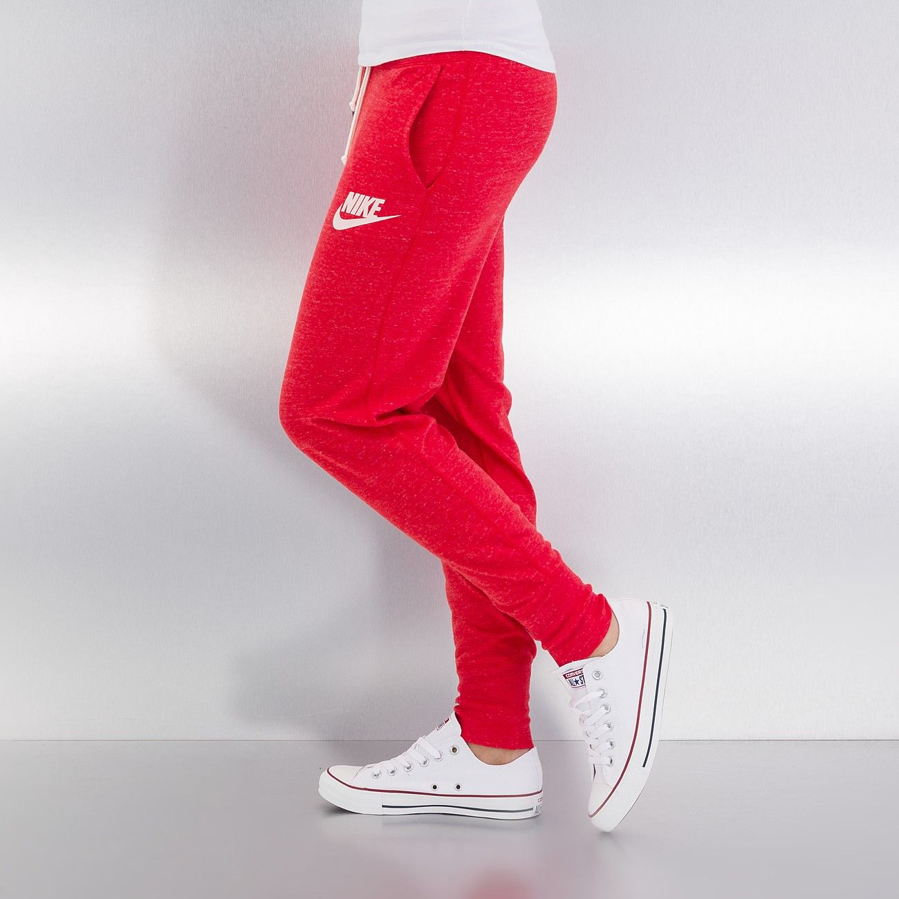 jogging femme nike rouge