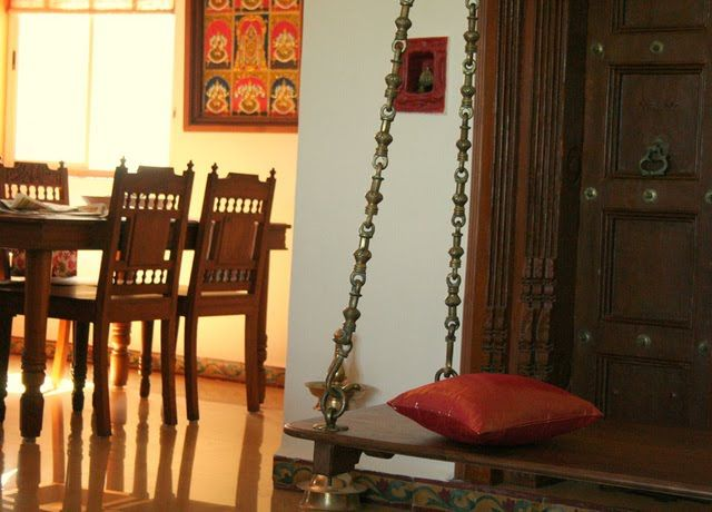 ethnic indian decor an indian home in bangalore - Home Decor Bangalore