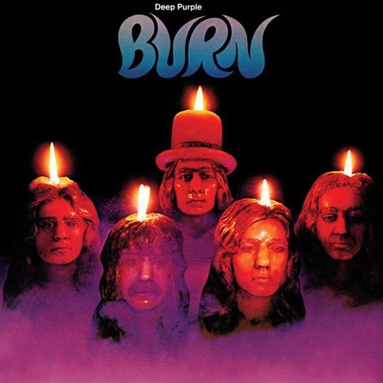 Deep Purple Burn 180g Vinyl Lp Deep Purple Album Covers Lp Vinyl