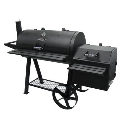 Char Griller 1012 Sq In Competition Pro Offset Charcoal