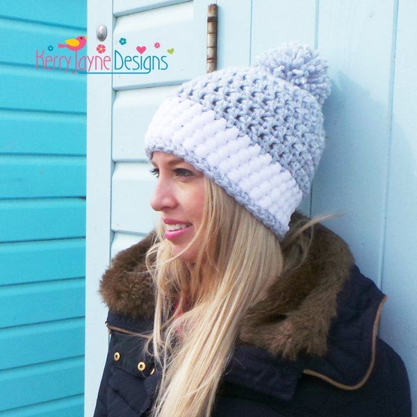 Part Of My Luxury Hat Pattern Collection The Nordic Snow Hat Is My