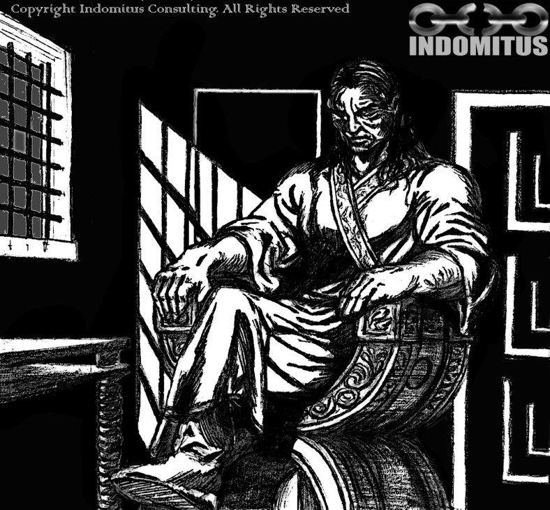 Yakane in the darkness