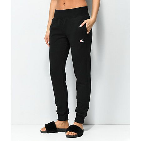 60b5f56950ee Champion Reverse Weave Small Logo Black Shorts