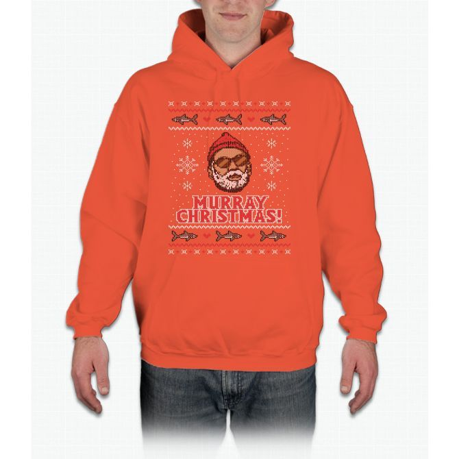 Murray Christmas Bill Murray Hoodie
