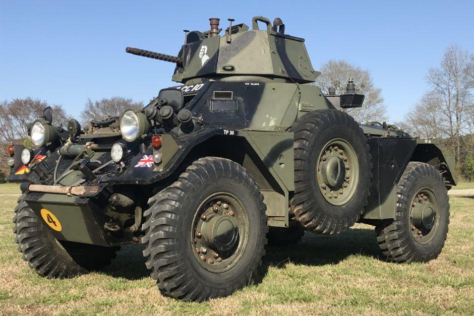 1959 Daimler Ferret Mark 2/3 | War | Pedal cars, Military vehicles