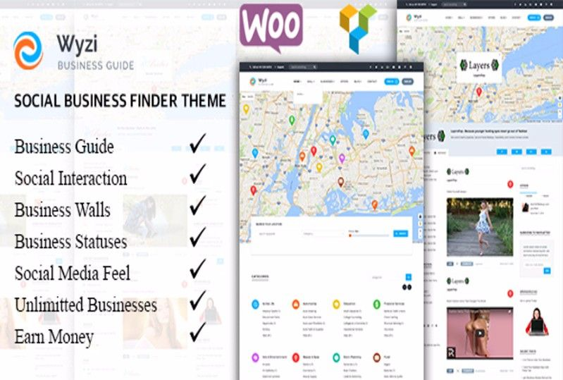 25+ Professional WordPress Business Themes