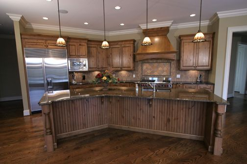 Kitchens Lurk Custom Cabinets