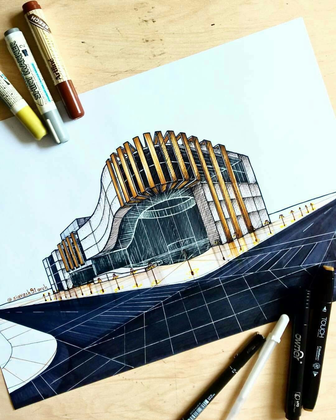 Promarker sketch powered by jeffthings draw things for Arquitectura parametrica pdf