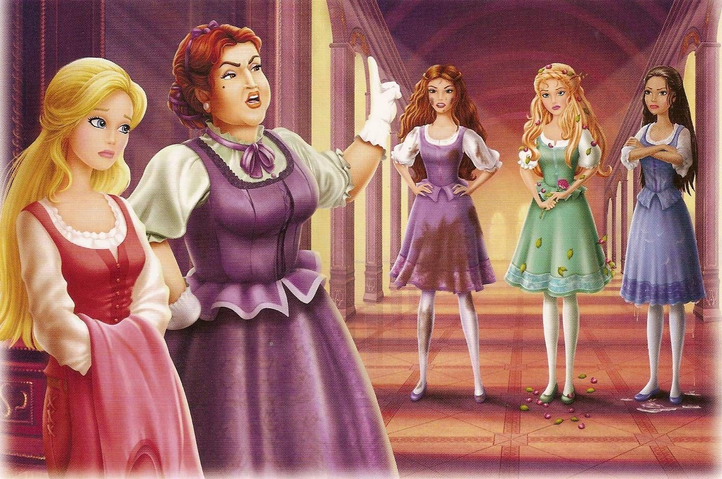 Barbie and the Three Musketeers Wallpaper 2,