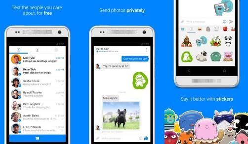 Download Facebook Messenger APK Android Apps Instantly