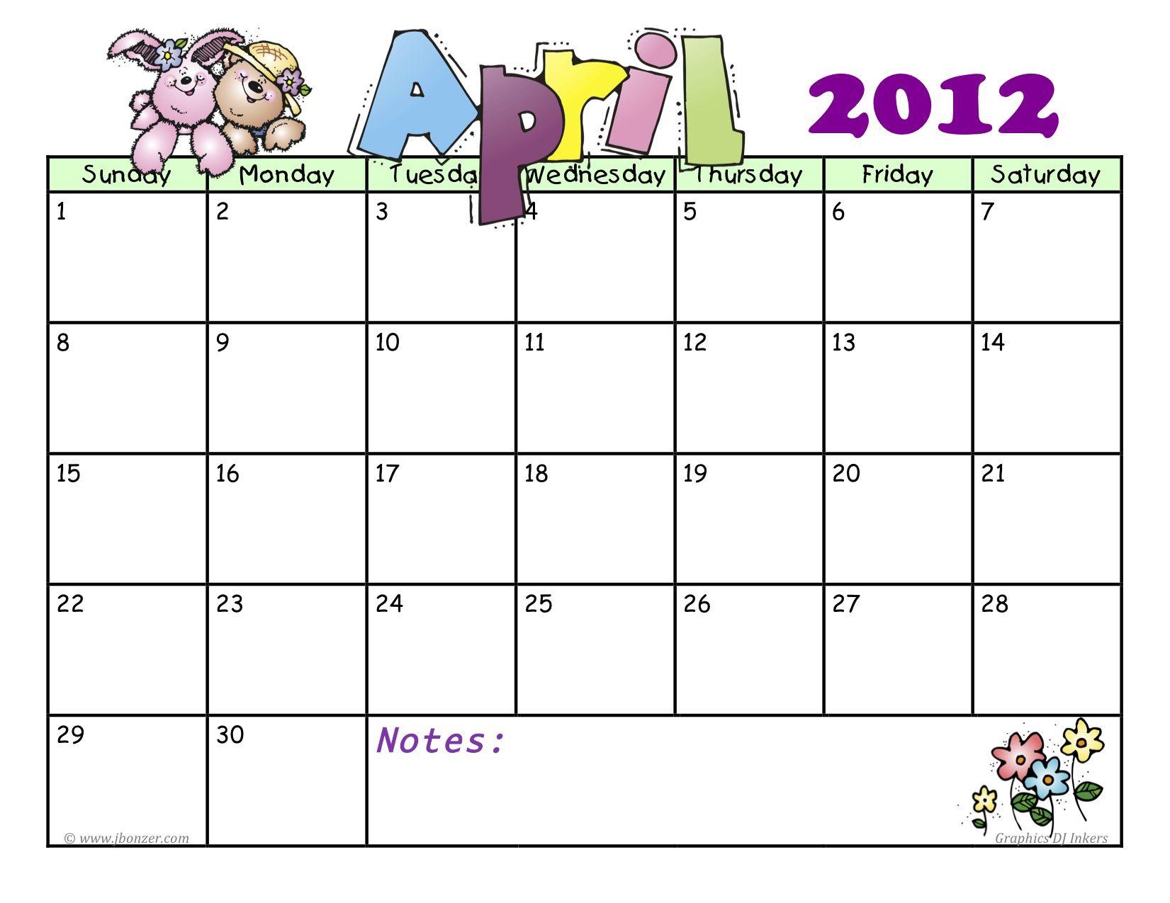 April Numbered