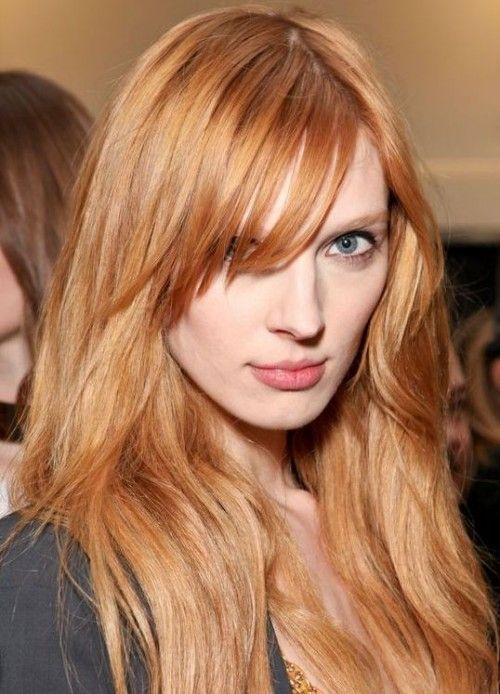 30 Wunderschöne Strawberry Blond Haarfarben Frisuren Haarfarben
