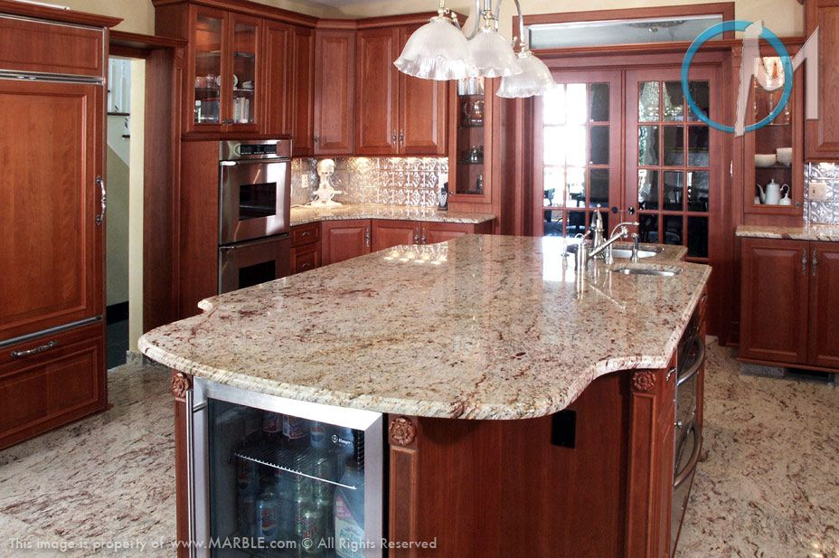 Kitchen Island Shapes Like The Curves But Not Flat Sides Check & Kitchen Island Countertop Shapes | Shapeyourminds.com