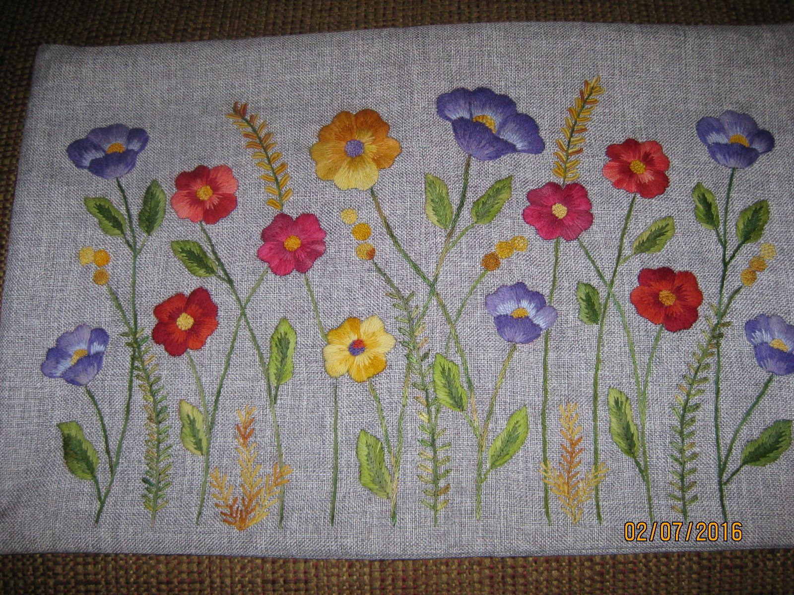 Pin By On Pinterest Embroidery Embroidery