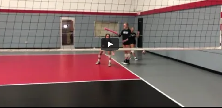 Passing Drills To Eliminate Bad Habits Volleyball Toolbox In 2020 Volleyball Passing Drills Volleyball Practice Volleyball Drills For Beginners