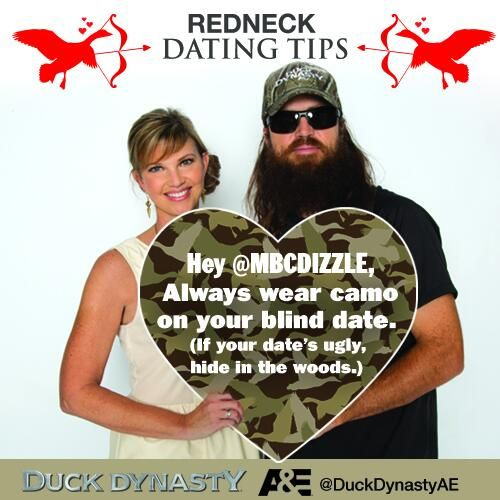 Dating a redneck