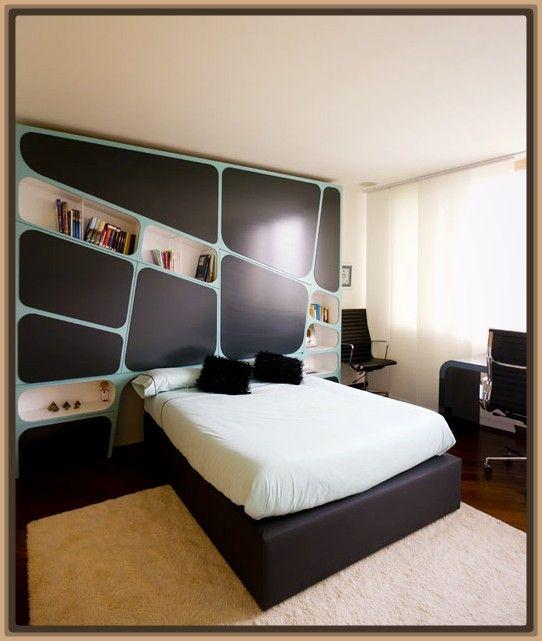 Imagenes de camas modernas para jovenes piezas hombre for Dormitorios juveniles para hombres