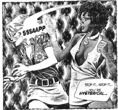Retrospace: Comic Books #27: The Saga of the Victims