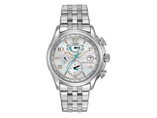 Fine Jewelry - CITIZEN introduces its first Eco-Drive atomic timepiece for…