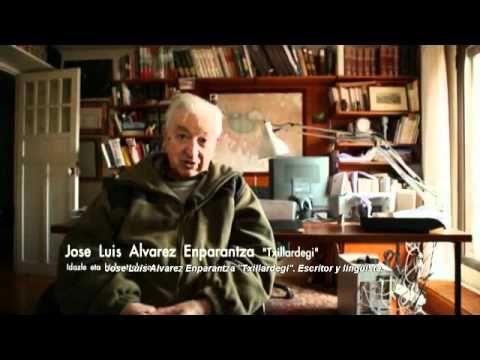 ▶ Estandarizacion de la lengua euskera - YouTube